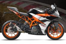 2017 KTM RC 390 And RC 200 Set to Launch on January 19