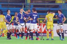 HIL 2017: Dabang Mumbai Edge Delhi Waveriders For Hat-Trick of Wins
