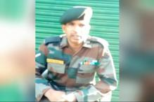Army Jawan on 'Hunger Strike', Wife Also Joins In