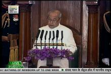 Budget Session: Demonetisation to Fight Blackmoney, Says President Mukherjee