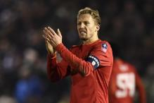 FA Cup: Rare Lucas Leiva Goal Edges Liverpool Past Plymouth