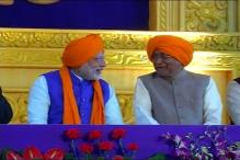Modi Greets Nitish From the 'Core of His Heart', Praises Him on Prohibition