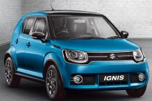 Maruti Suzuki Ignis Launched, to Come in Four Variants