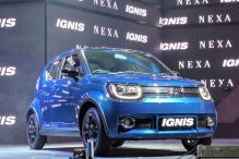 Maruti Suzuki Ignis Launched, Price Starts at Rs 4.59 Lakh