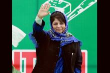'Son Rise' in PDP, CM Mehbooba Mufti's Brother Joins PDP