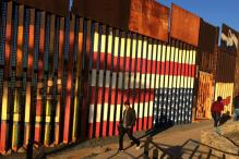 Trump's Wall Met With Skepticism, Unease on US-Mexico Border