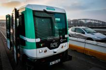 Paris Experiments With Self Driving Buses