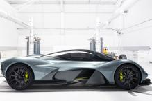 Aston Martin, Mercedes-AMG to Unveil Cars With Formula One Tech