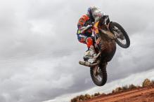 Dakar 2017: Stephane Peterhansel Increases Lead After Stage Seven