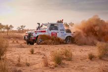 Maruti Suzuki to Kick-Off 15th Edition of Desert Storm Rally