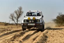 Maruti Suzuki Desert Storm: Suresh Rana Leads on Day 1