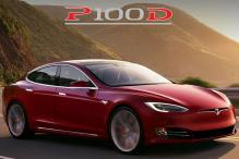Tesla Model S P100D Speeds to Set World Record For Quickest Four Door Sedan