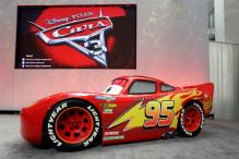 Pixar Reveals New Rival to 'Lightning McQueen' at North American International Auto Show