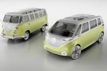 Volkswagen ID Buzz: A Modern Microbus That is Electric And Autonomous