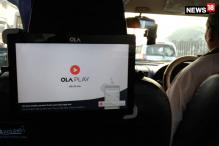 Eros Now Partners With Ola's In-Car Entertainment Ola Play