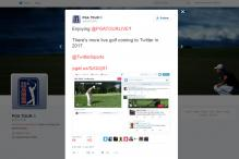 PGA TOUR to Live Stream Coverage on Twitter in 2017