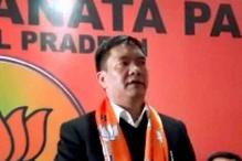 Pema Khandu Officially Welcomed Into 'BJP Parivar'