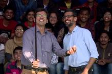 Google CEO Sundar Pichai at IIT KGP: Message to Students