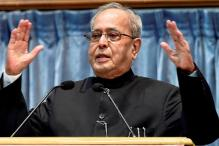 President Pranab Mukherjee Calls for Guarding Against 'Majoritarianism'