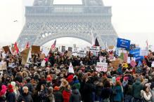 Thousands Hit Paris Streets Against Abortion