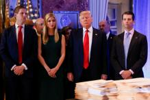 Donald Trump to Separate Himself From Business, His Sons to be in Charge