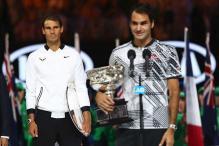 Rafael Nadal 'Not Sad' Despite Tough Roger Federer Defeat