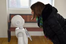 AI Powered Robot 'Shimon' Writes And Composes Own Music