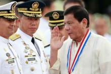 Philippines' Duterte Says May Impose Martial Law if Drug Problem Gets 'Virulent'