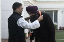 Navjot Singh Sidhu Joins Congress, to Contest from Amritsar East