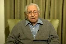 Pending SC Verdict in Sasikala DA Case Has Complicated Matters: Soli Sorabjee