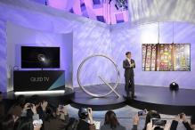 CES 2017: Samsung Unveils QLED TVs With Quantum Dot Pixel Technology