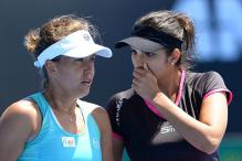 Miami Open: Sania Mirza-Barbora Strycova Enter Final