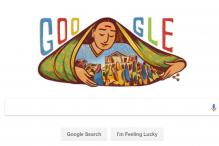 Google Marks Savitribai Phule's 186th Birth Anniversary With Beautiful Doodle