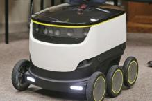 Delivery Robots Could Soon be Bringing Food to Your Doorstep
