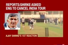 Ajay Shirke Accused of Sabotaging England Series