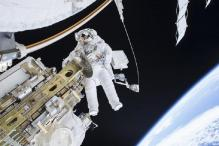 Astronauts Complete Spacewalk to Retrofit International Space Station
