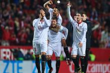 Sevilla's Stevan Jovetic Ends Real Madrid's 40-Game Unbeaten Streak