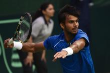 Indiscipline Cost Sumit Nagal Place in Davis Cup Team