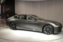 Detroit Auto Show 2017: Lexus LS Combines Luxury and Tech