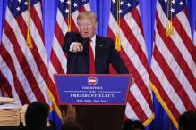 Trump Filled Presser With Staffers Who Laughed And Applauded: Report