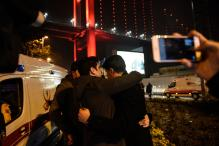 Turkey Detains 5 IS Suspects Linked to Nightclub Attack
