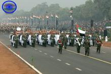 Republic Day: 149-member UAE Contingent Leads Parade at Rajpath