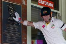 David Warner Dedicates SCG Heroics to Friend Phil Hughes