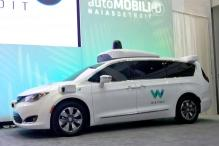 Google Shows Improved Self-Driving System in Chrysler Pacifica
