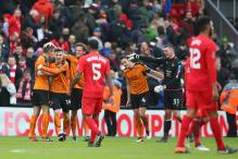 FA Cup: Liverpool Suffer Shock Home Defeat By Wolverhampton