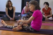 World's Oldest Yoga Teacher Aged 98 Still Teaches Five Classes A Week