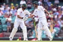 3rd Test: Azhar Ali, Younus Khan Stall Australia in Sydney