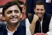 Akhilesh-Rahul to Launch UP Slogan in Joint Press Conference