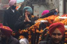 After Patiala Nomination, Amarinder to File Papers From Lambi