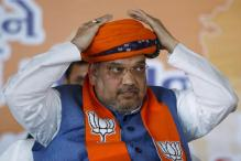 Parties Blaming EVMs for Poll Loss Shows Their Desperation, Says Amit Shah